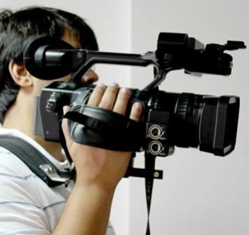 Filmagens e edição de vídeos